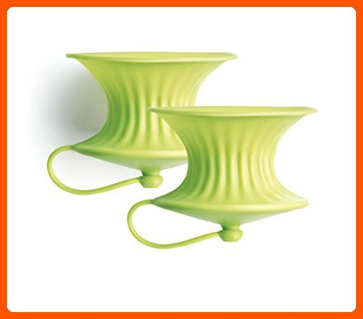 Lekue Lemon Press Set, Green, 2-Piece - Kitchen gadgets (*Amazon Partner-Link)