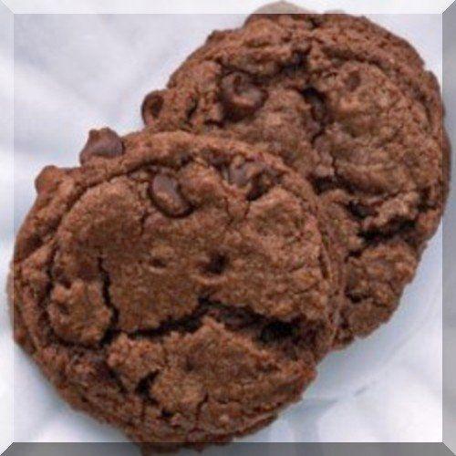 ΜΠΙΣΚΟΤΑ ΣΟΚΟΛΑΤΑΣ (τύπου cookies) Cookies με κακάο και κομμάτια σοκολάτας