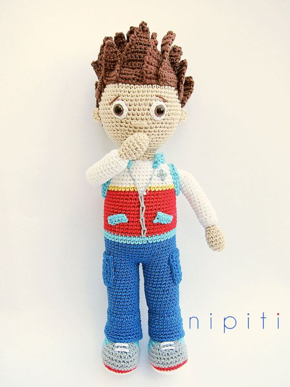 Crochet Toys For Boys : Best amigurumis images on pinterest crochet dolls