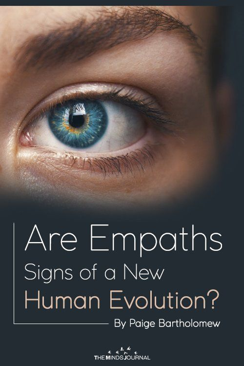 Are Empaths Signs of a New Human Evolution? | Poetry to live