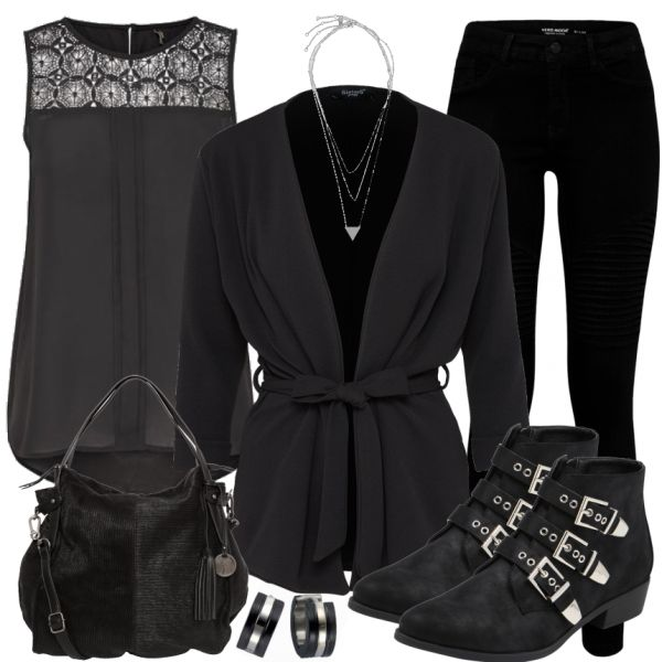 Freizeit Outfits: BlackSunday bei FrauenOutfits.de #freizeitoutfit #frauenoutfit #damenoutfit #casual