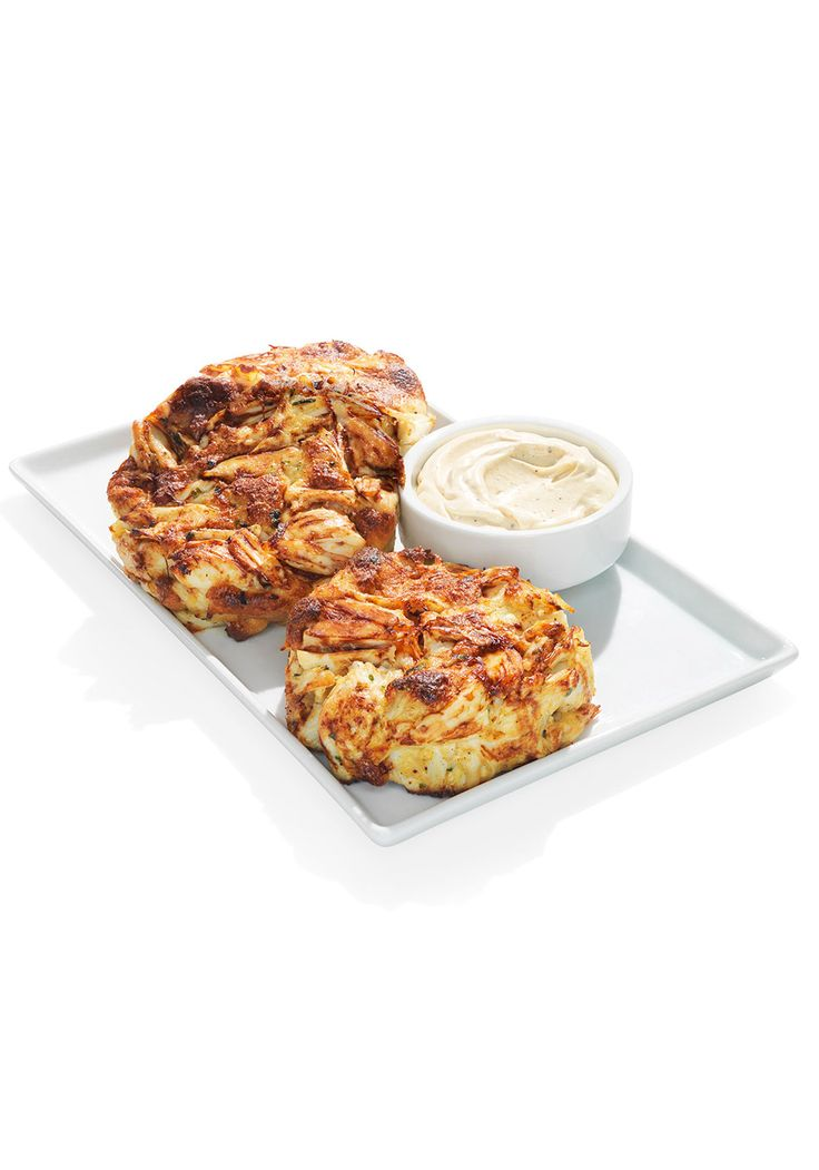 "Oprah's Favorite Things 2015 || ""These perfectly seasoned Maryland crab cakes have more fresh, sweet lump crabmeat than I've ever seen in a cake. The blend of ingredients comes from a 45-year-old family recipe. Stedman can't get enough."" — Oprah"