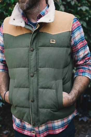 Men's Outdoor Jackson Vest