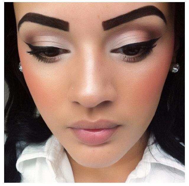 Don Ever Drag Queen Dark Eyebrow Thing