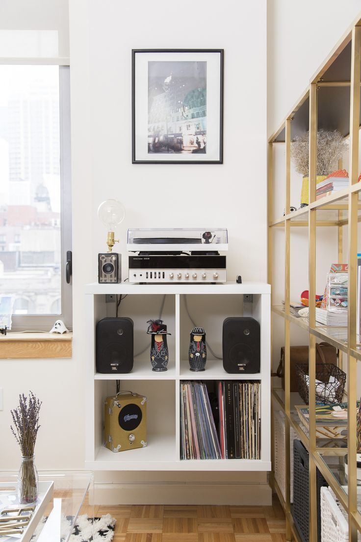 best 25 record player console ideas on pinterest ikea record storage record storage and. Black Bedroom Furniture Sets. Home Design Ideas