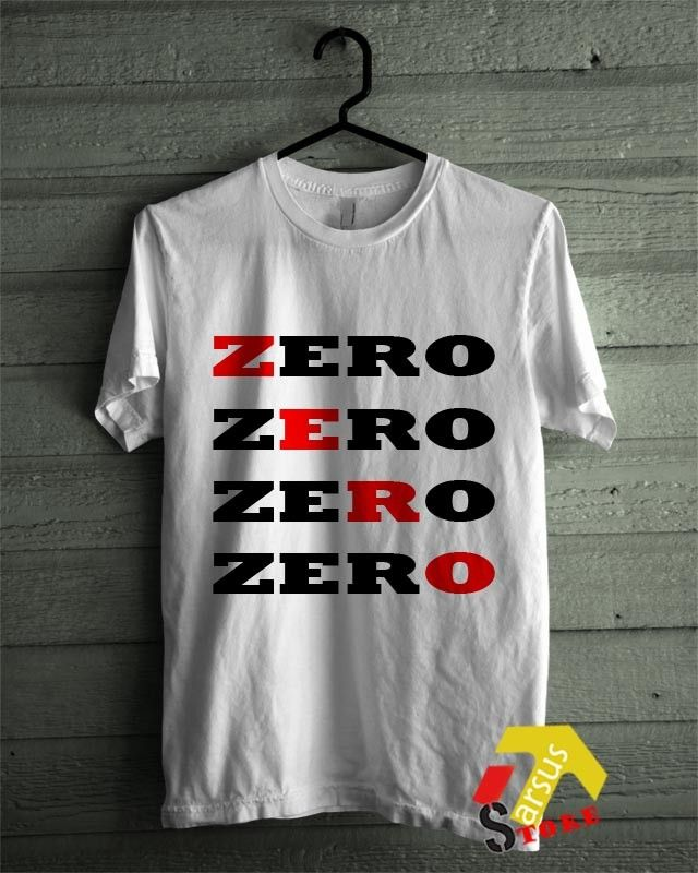 el ano perfecto Zero Zero Chris Cole Skater of the Year Skaterboarding White T-Shirt All Size Shirt