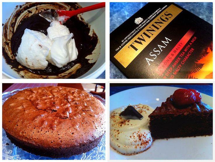 twinings chocolate cake