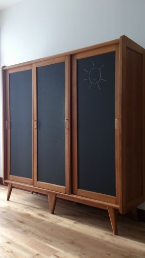 25 best ideas about armoire vestiaire on pinterest for Armoire salle a manger