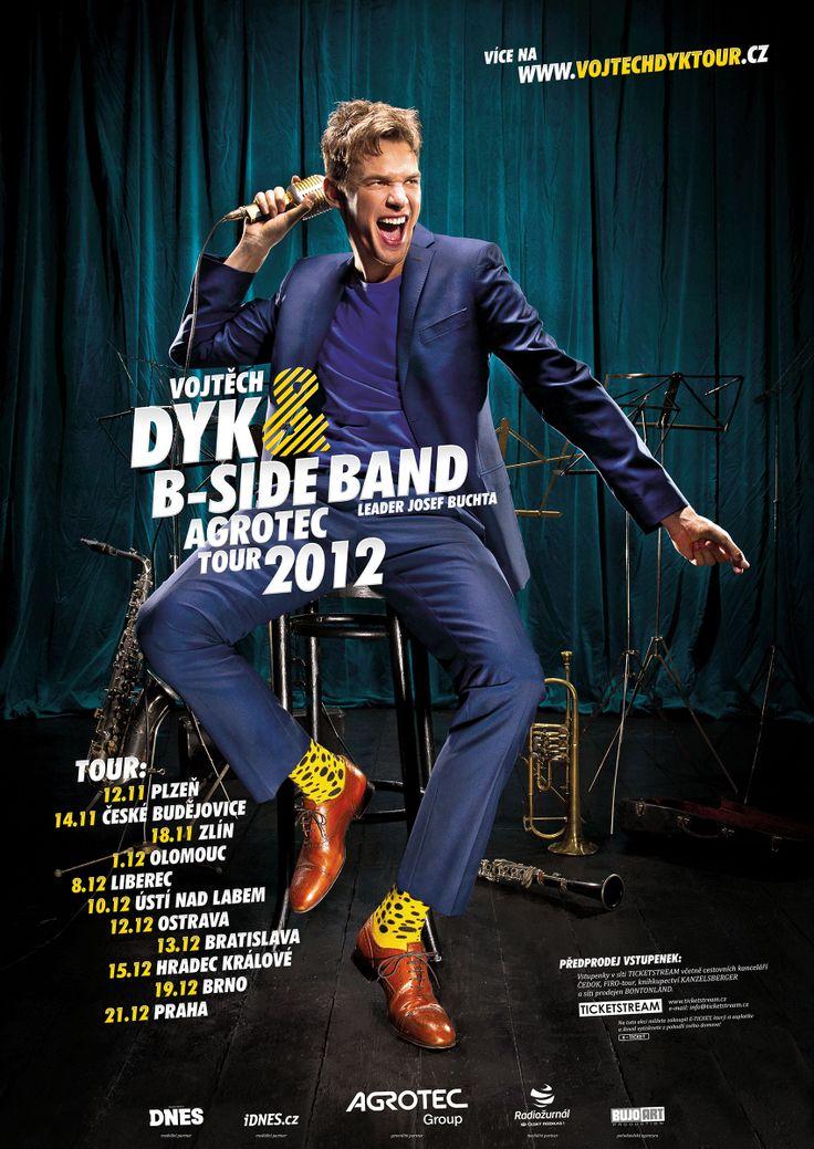 Vojtěch Dyk  B-Side Band 2012