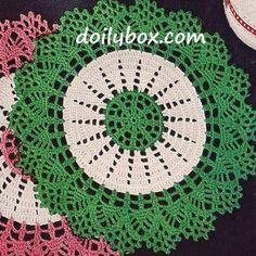 The Gift Doily Free Crochet Pattern