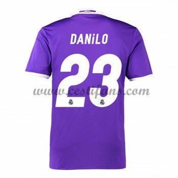 Real Madrid Fotbalové Dresy 2016-17 Danilo 23 Venkovní Dres