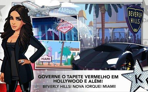 Kim Kardashian Hollywood Trucchi Android Apk Mod 3.0.0