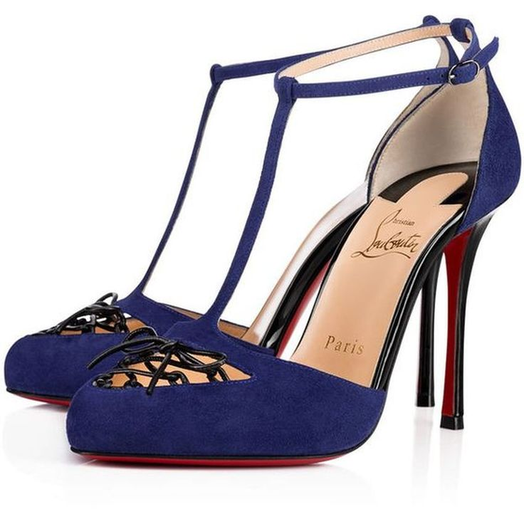Christian Louboutin Mary Jane Zapatillas salon