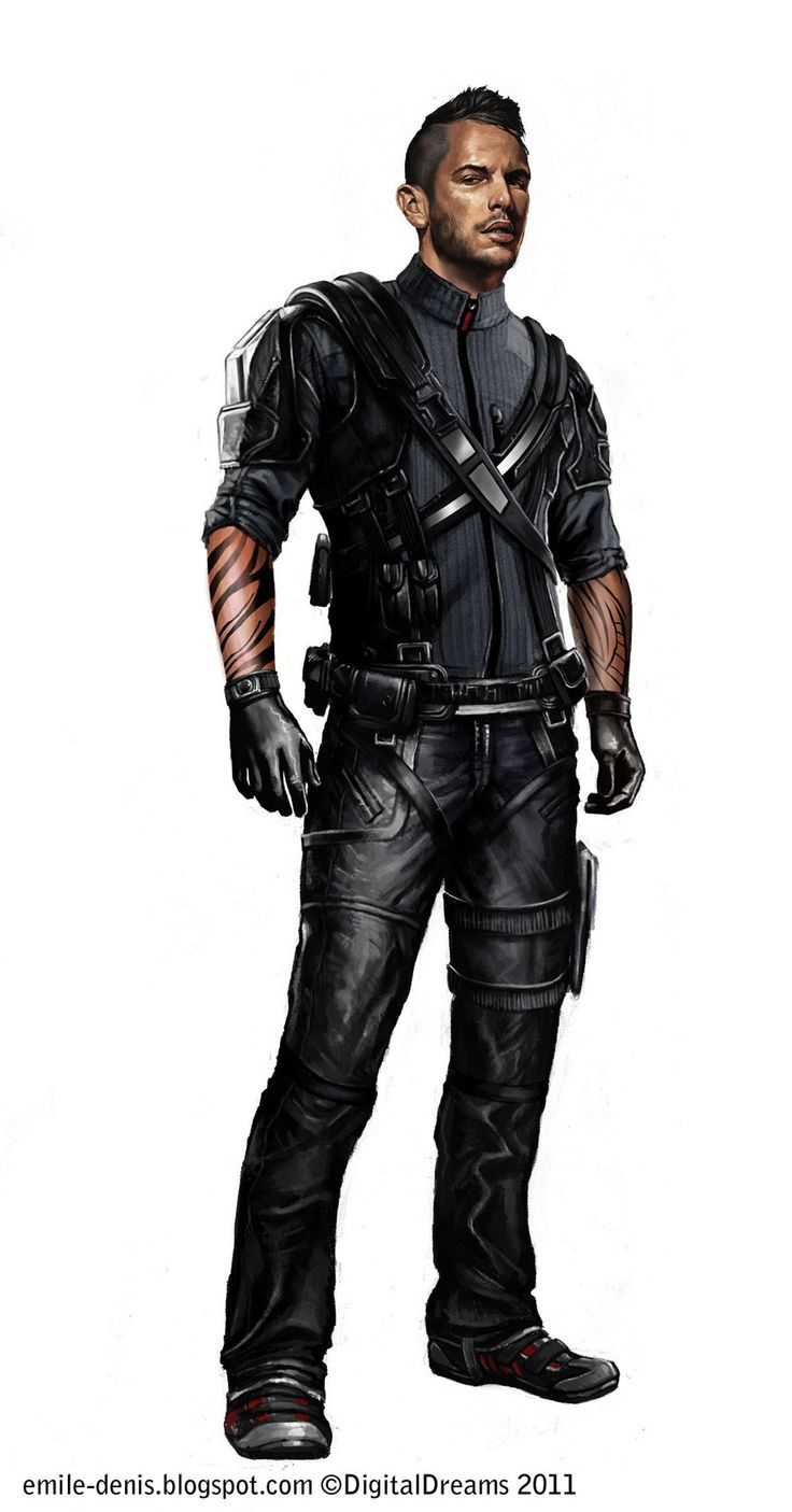 Character Design Parka : Best images about male sci fi fashion on pinterest