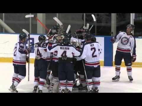 Australian hockey: Unique Ric Del Basso Goal Celebration