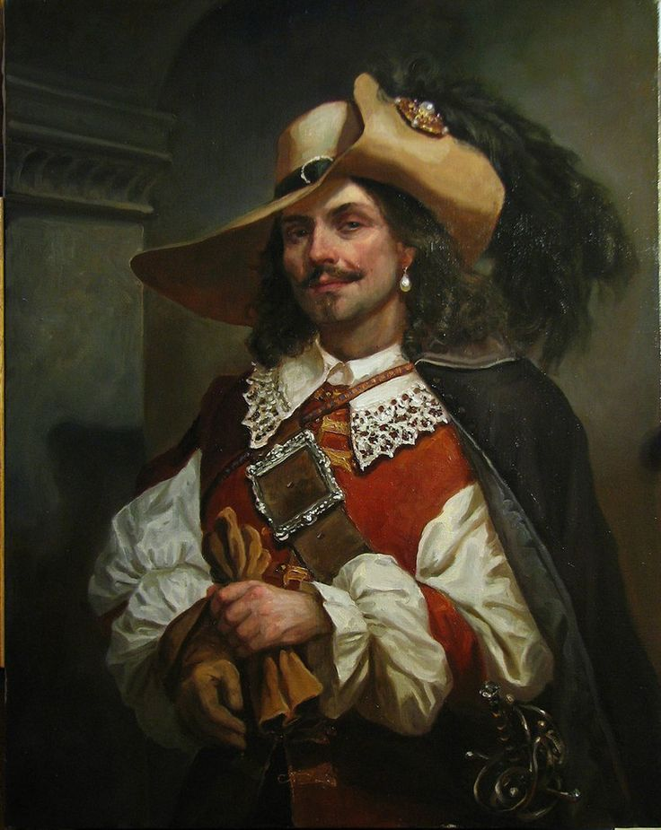 Pirate Paintings 17th Century