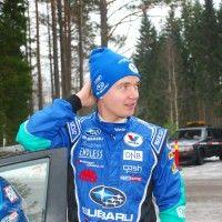 Opp og nedtur for Anders Grøndal i VM runden Rally Sweden.