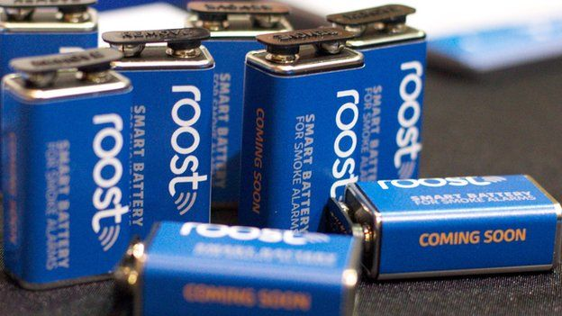Roost batteries - They look boring - but these smart batteries have some very useful applications.