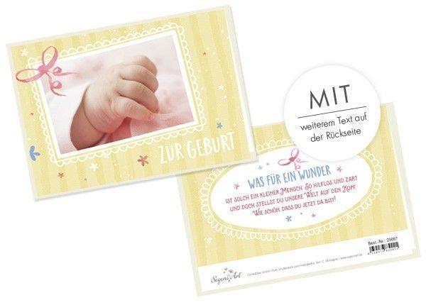 14 besten Geburtstagskarten Bilder auf Pinterest | Babys, Bibelverse ...