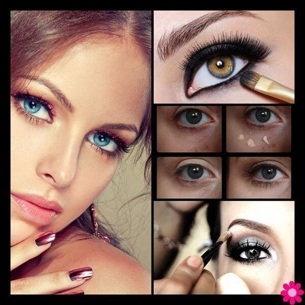 πάντα ελκυστικά και σαγηνευτικά.Σε αυτό το άρθρο θα σας δώσω πολύτιμες συμβουλές σε ότι αφορά το μακιγιάζ των ματιών.Ένα μακιγιάζ για ελκυστικά μάτια.