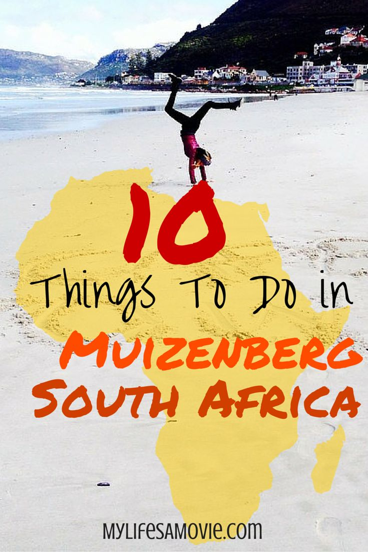 10 Things To Do In Muizenberg, Cape Town - South Africa. #Muizenberg
