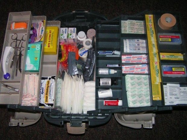 Building a Survival First-Aid Kit