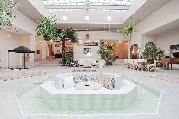 Mansões investem em sala de estar rebaixada   WEB LUXO