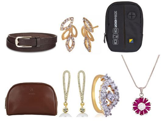 Buy 1 Get 1 Free on Bags, Jewellery & Belts