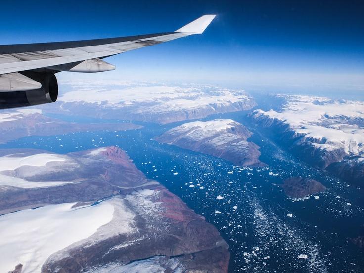 Greenland FromTheAir - propluto.kuvat.fi by Heikki Rantala