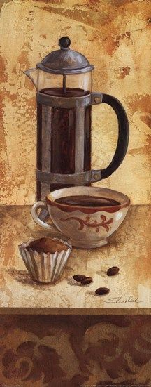 International Coffee III (Silvia Vassileva)