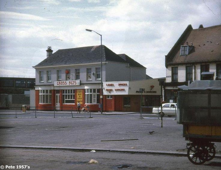The Cross Keys c.1970