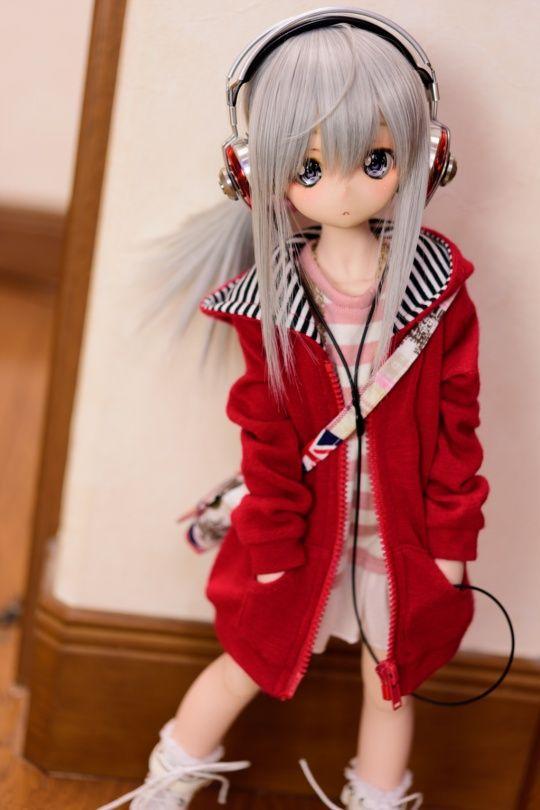 best 25 anime dolls ideas on pinterest. Black Bedroom Furniture Sets. Home Design Ideas