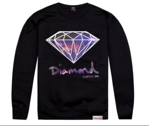 Diamond Supply Co. i actually own this in a hoodie