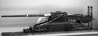 Schwerer Gustav - Wikipedia, the free encyclopedia Model of the Dora