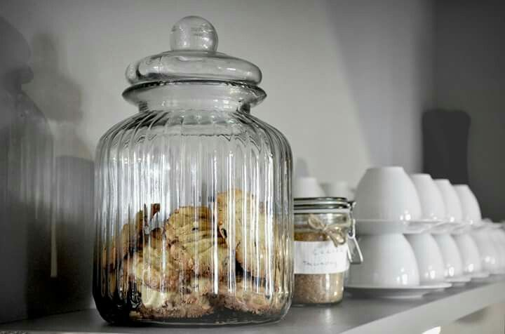 Ciasteczka z białą czekoladą i żurawiną w Villa Antiqua