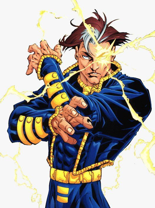 Nate Summers, the alternate son of Cyclops and Rachel (Apocalypse)
