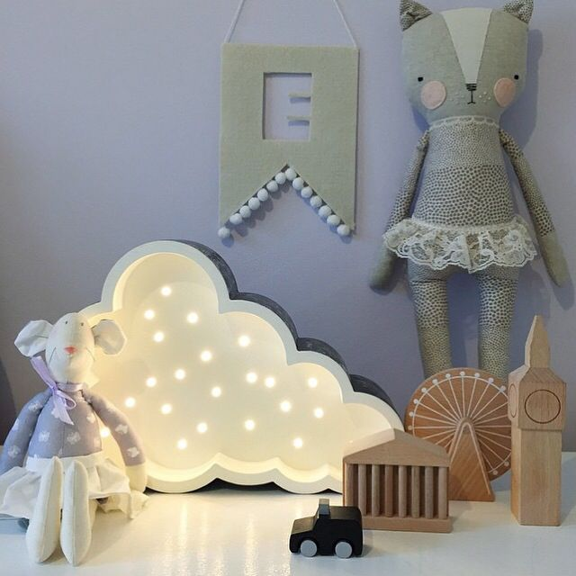 Fromage la Rue cloud nightlight www.fromagelarue.com.au