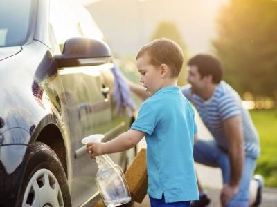 The 25 best car wash tips ideas on pinterest bikini car wash 10 diy car wash tricks and tips readers digest solutioingenieria Image collections