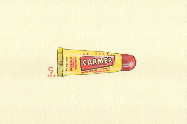 CARMEX護唇膏 CARMEX Lip Balm