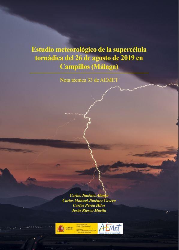 Estudio Meteorológico De La Supercélula Tornádica Del 26 De Agosto De 2019 En Campillos Málaga Carlos Jiménez Alo Meteorología Meteorologico Carlos Jimenez