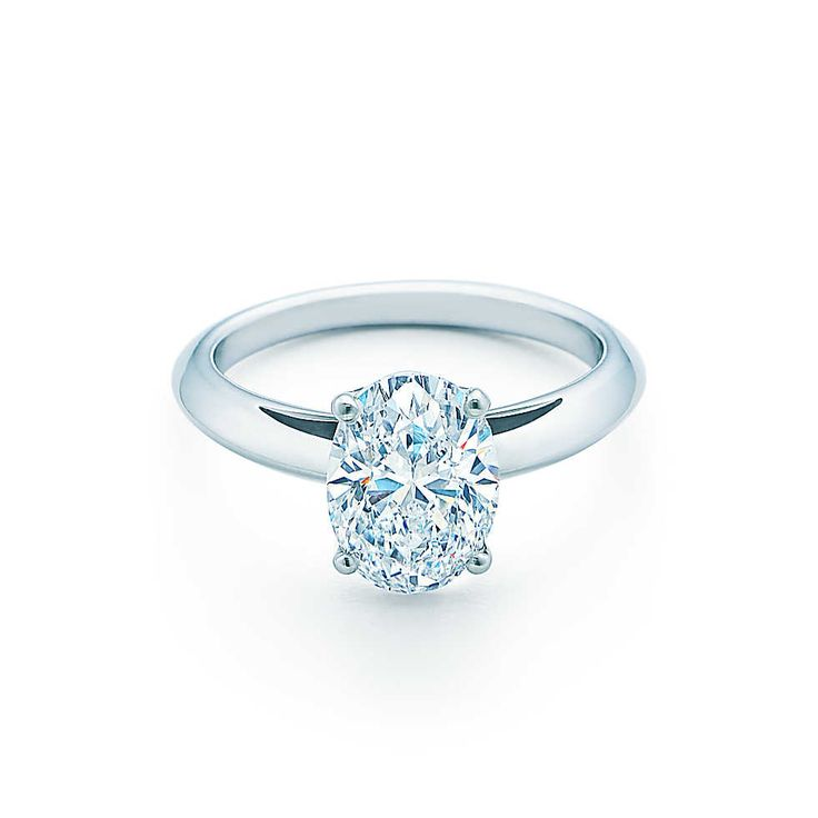 17 Best ideas about Oval Shaped Engagement Rings on Pinterest
