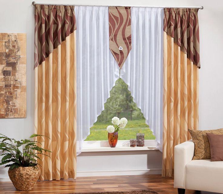 TTL TTM - Deko-Ideen Fenster Gardinen Fensterdeko Pinterest - gardinen dekorationsvorschläge wohnzimmer
