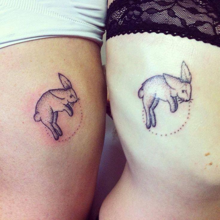 Les 53 meilleures images propos de tatouage bunny sur pinterest david hale tatouages - Petit tatouage significatif ...