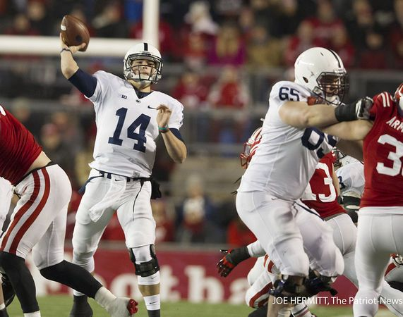 PENN STATE – FOOTBALL 2013 – Christian Hackenberg's first semester of quarterback school ends with A on final exam | PennLive.com