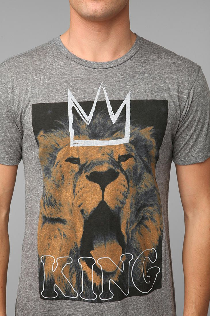 King Lion Tee #urbanoutfitters