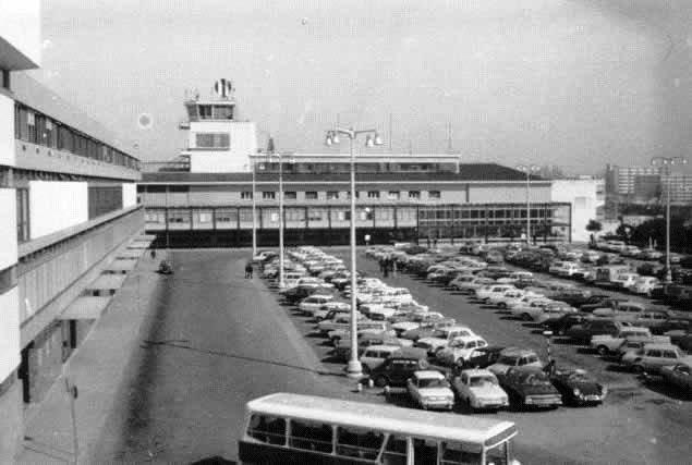 Aeroporto da Portela, 1941