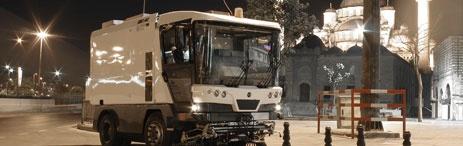 City cleaning Ravo