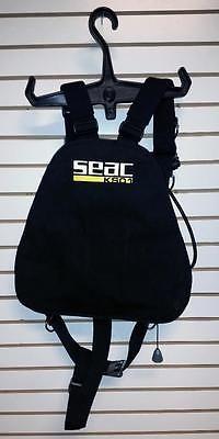 Buoyancy Compensators 16053: New Seac Ks01 Sidemount System Scuba Bcd - 40Lbs Of Lift -> BUY IT NOW ONLY: $249.95 on eBay!