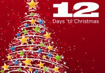 Merry Christmas Countdown Wallpaper 2014