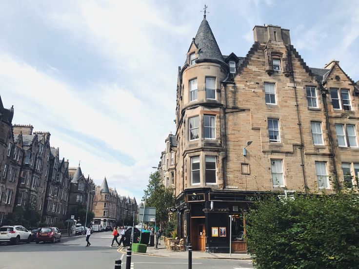 Thursday Stroll | Edinburgh